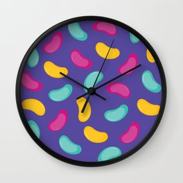 The Beanies Wizard Wall Clock