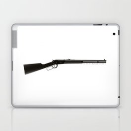 This Town Ain't Big Enough for Both of Us Laptop & iPad Skin
