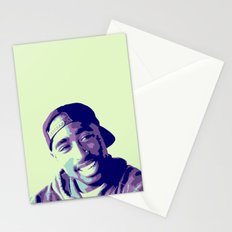 Tupac Stationery Cards