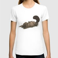platypus T-shirts featuring Grumpy Platypus by The Art of Nicole