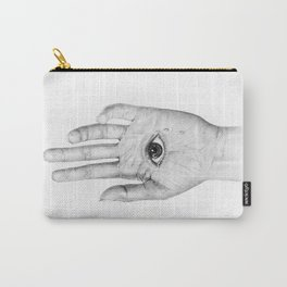 Drawing is pain Carry-All Pouch