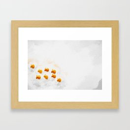 Goldfish Framed Art Print