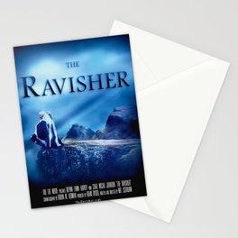 The Ravisher movie poster by Lacy Lambert Stationery Cards