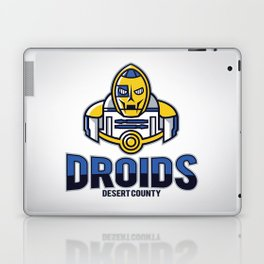 Desert County Droids Laptop & iPad Skin