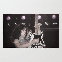 Eddie guitar GOD Rug