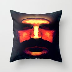 FRANK ZAPPASAKI Throw Pillow