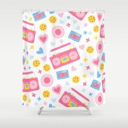 Teenie Bop Shower Curtain