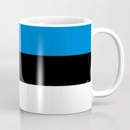 Flag: Estonia Coffee Mug
