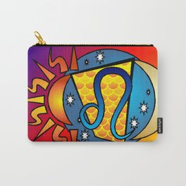 astrology,Leo Carry-All Pouch