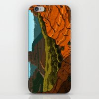 arizona iPhone & iPod Skins featuring Arizona by AbigailC