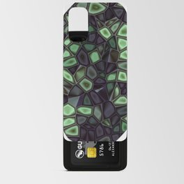 Fractal Gems 04 - Emerald Dreams Android Card Case