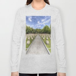 Russian War Graves Budapest Long Sleeve T-shirt