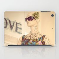 vogue iPad Cases featuring Vogue by Carol Knudsen Photographic Artist
