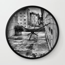 Forever Loved Wall Clock