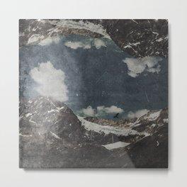 Glacial Shift Metal Print
