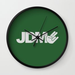 JDM shocker v7 HQvector Wall Clock