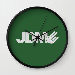 JDM shocker v7 HQvector Wall Clock