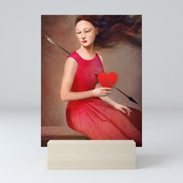 The Heartache Mini Art Print