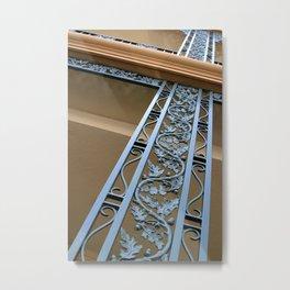 Metal Design Metal Print