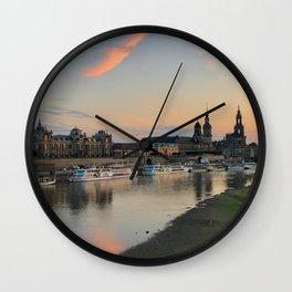Dresden II Wall Clock