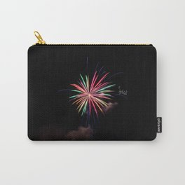 Star of Fireworks Carry-All Pouch