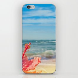peace love and aloha iPhone Skin