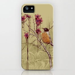 Tears of tree iPhone Case