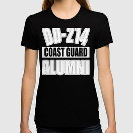 US Coast Guard Gift - USCG Image for Veteran Men or Women T-shirt