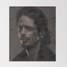 Chris Cornell tribute Throw Blanket