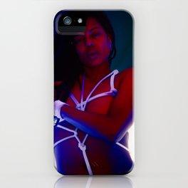 All I's On The Bondage 3 iPhone Case
