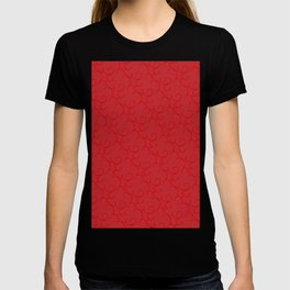 Dainty Ornaments Christmas Red T-shirt