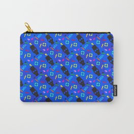 90's silhouettes Carry-All Pouch