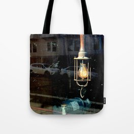 What Light Through Yonder Window... Tote Bag
