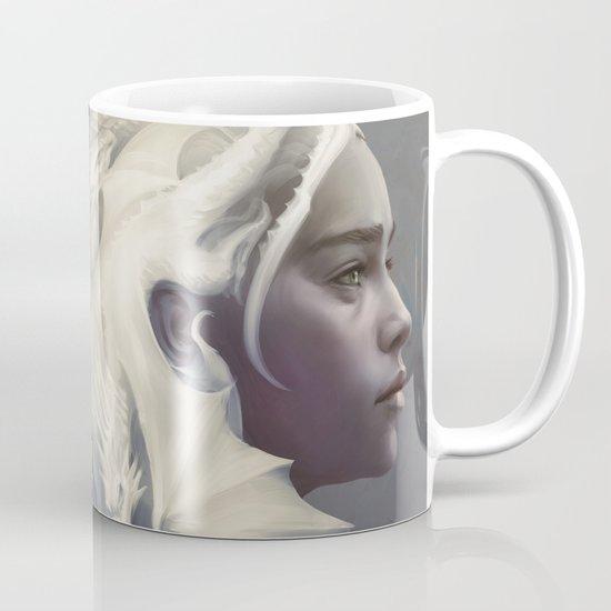 Mother of Dragons Mug