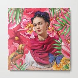 Forever Frida Kahlo Metal Print