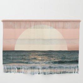 Summer Sunset Wall Hanging