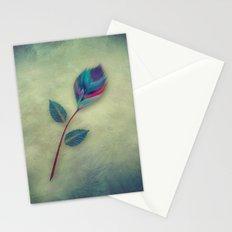 Strange Flower Stationery Cards