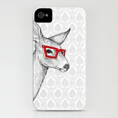 Oh Deer Slim Case iPhone (4, 4s)