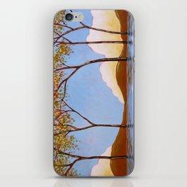 Autumn Day iPhone Skin