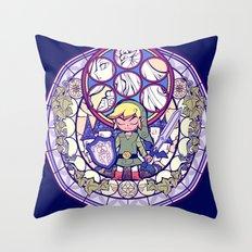 The Legend Of Zelda Throw Pillow