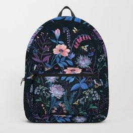Bees Garden Backpack