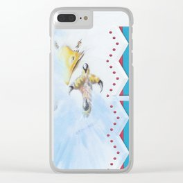 Talons II Clear iPhone Case