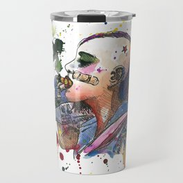 Tank Girl Travel Mug