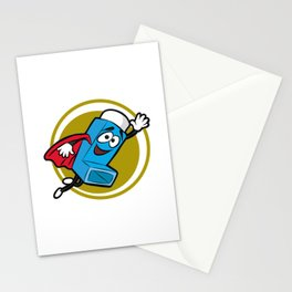 YOU TAKE MY BREATH AWAY Asthma Inhalor Gift Kids Stationery Cards