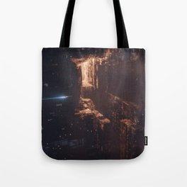 Dark City Tote Bag