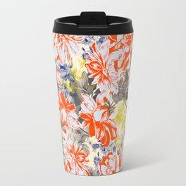 FLOWERY I Travel Mug