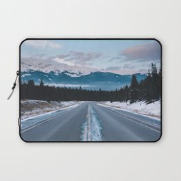 Icefields Parkway, AB II Laptop Sleeve