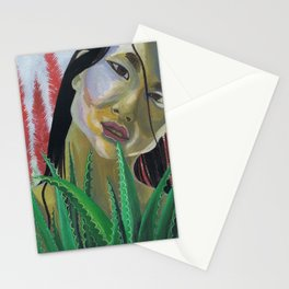 Aloe Veritas Stationery Cards