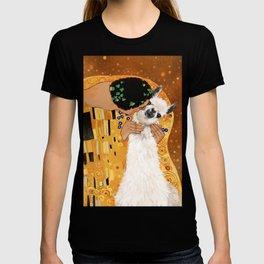 Llama THE KISS T-shirt