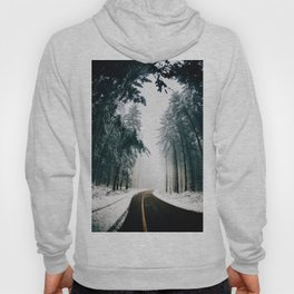 The Winter Trail (Color) Hoody